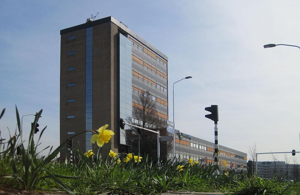 1103 Fluor Schutvlot Haarlem / Herbestemming kantoorgebouw