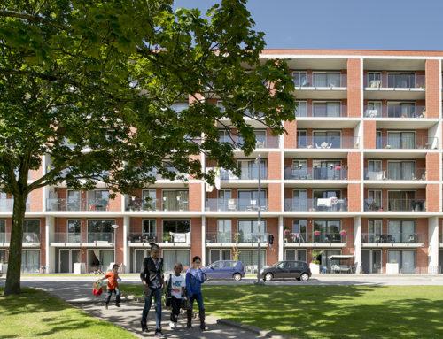 0739 Bornerveld – Zuidwijk Rotterdam / 135 woningen en 2 bedrijfsruimten