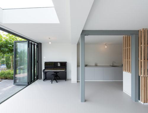 1105 Brikkenwal Leiden / Verbouwing woonhuis