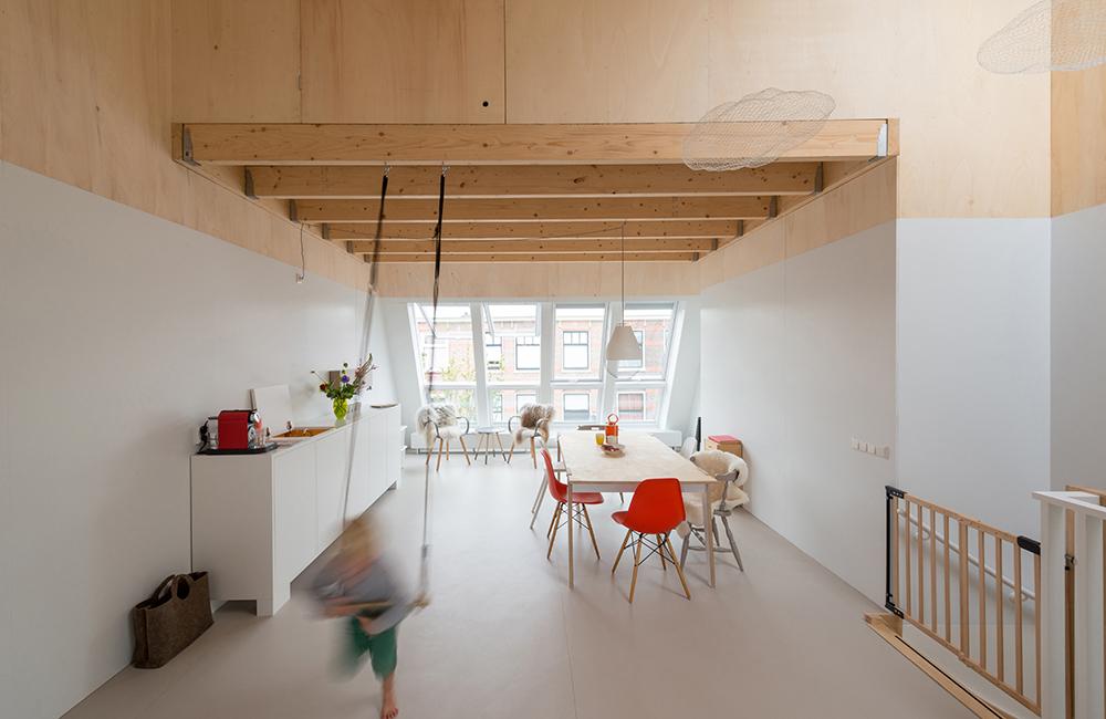 1118 Da Costastraat Leiden / Verbouwing woonhuis