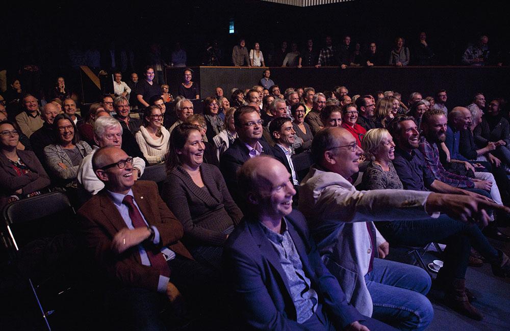 1306 de Stand van de Stad / Organisatie talkshow