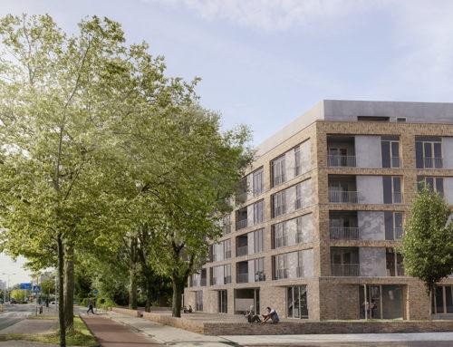 1610 Sumatrastraat Leiden / Appartementengebouw