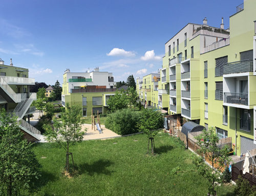 De roots van volkshuisvesting in Wenen