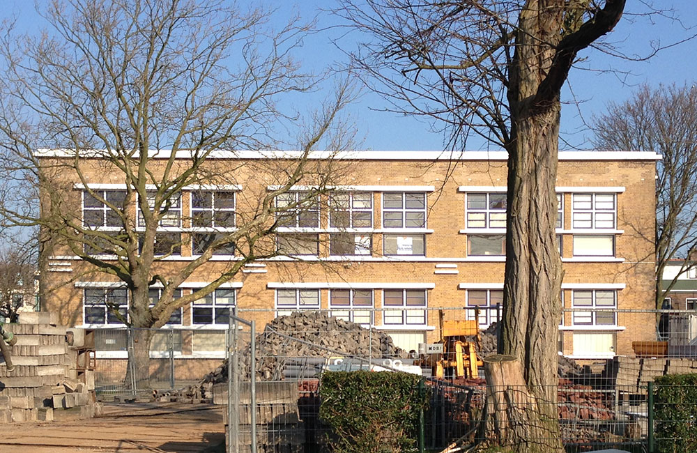1604 de Driftkikker / Herbestemming schoolgebouw