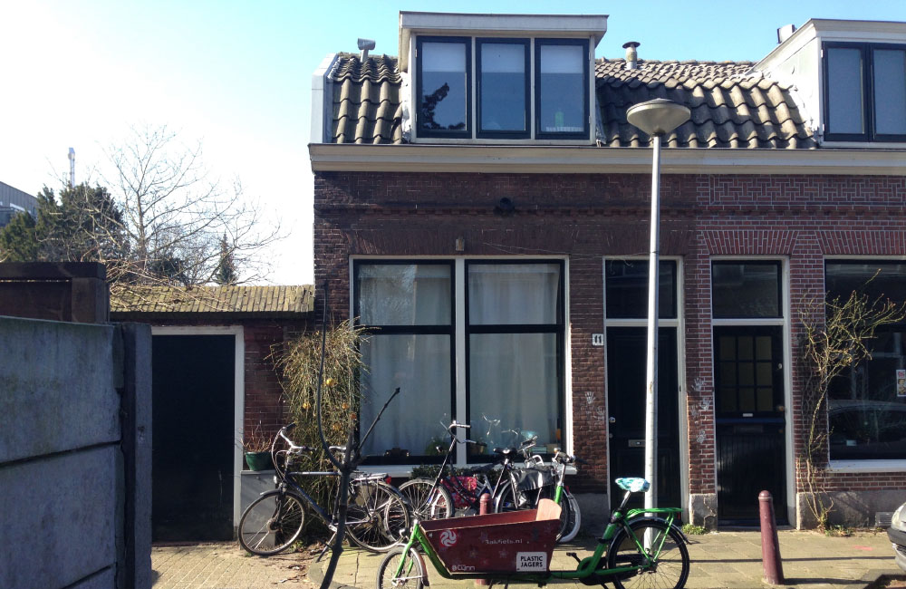 1404 Hoekwoning particulier